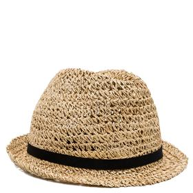Open-weave straw hat aw4175.000.a0036