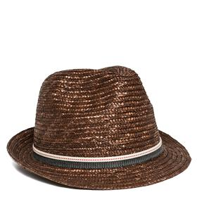 Unisex woven straw hat ax4146.000.a0036a