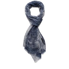Unisex linen and viscose scarf ax9127.000.a0277