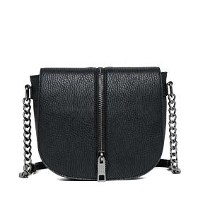 Textured-look bag with zip detail fw3684.000.a0180b