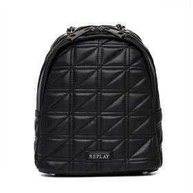 Solid quilted backpack fw3692.000.a0128f