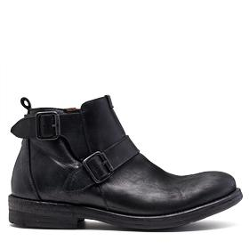 Men's HERT leather boots gmc41 .000.c0014l