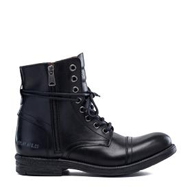 Men's PHIM leather boots gmc41 .000.c0017l