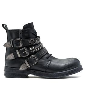 Women's SOAR leather ankle boots gwl26 .000.c0039l