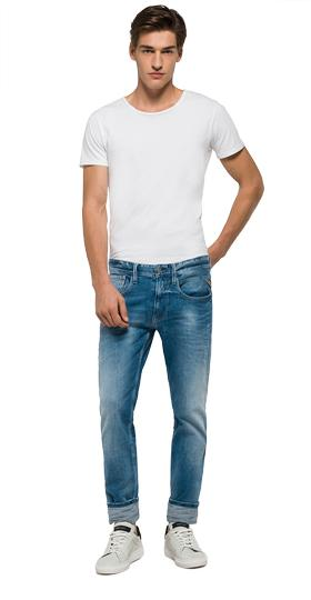 Anbass slim-fit jeans m914  .000.23c 940