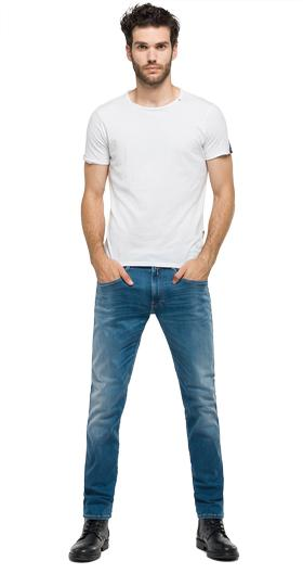 Anbass Hyperflex slim fit jeans m914  .000.661 609