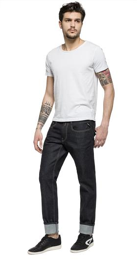 ForeverDark Anbass slim-fit jeans m914  .000.87b 07