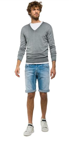 Waitom regular slim bermuda shorts m997b .000.95a 755
