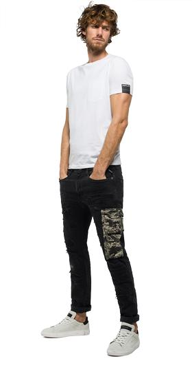 Anbass slim-fit jeans ma914 .000.437932s