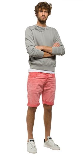 Rbj.901 tapered-fit bermuda shorts ma981 .000.8005223