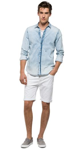 Rbj.901 tapered-fit bermuda shorts ma981 .000.8005229