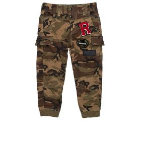 Regular-fit camouflage trousers sb9348.051.80798g