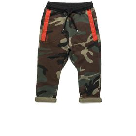 Slim-fit camouflage sweatpants sb9353.050.20225uh