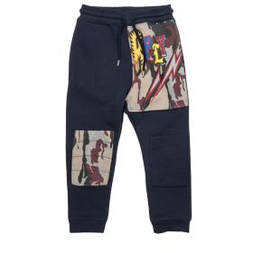 Drop-crotch slim-fit sweatpants sb9355.050.20225u