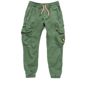 Girls' cotton trousers sg9255.050.80650