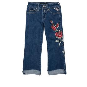Skinny-fit embroidered jeans sg9276.050.21a 298