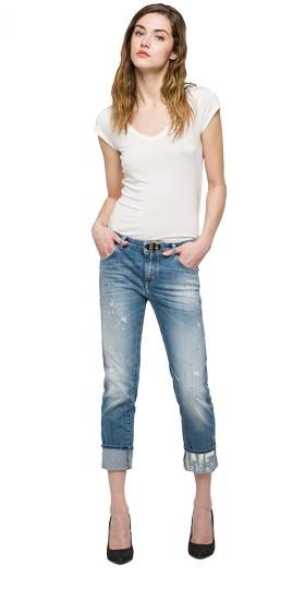 We are Replay Adha slim fit jeans vd1260.000.v419g91