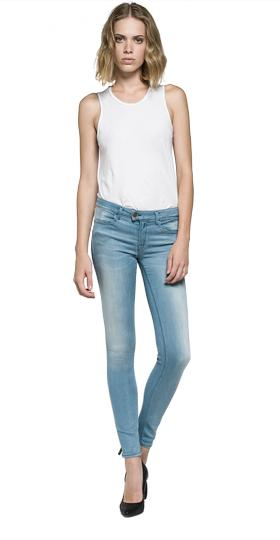 Low waist skinny fit Touch jeans                                                                                                                                     wa640 .000.47c t09