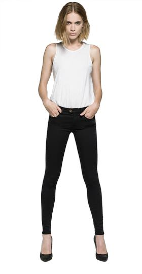 Super skinny fit Touch jeans wa640 .000.57c t21