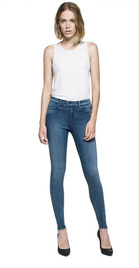 Super skinny-fit Touch jeans wa641 .000.47c t05