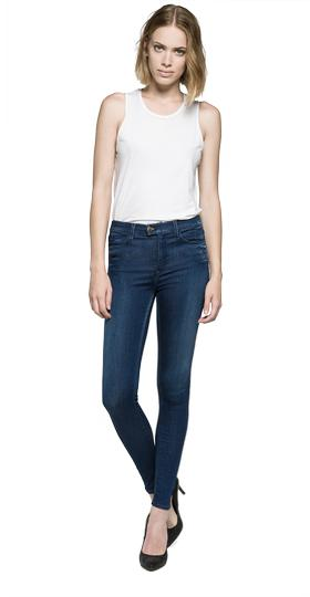 Super skinny fit Touch jeans wa642 .000.47c t03