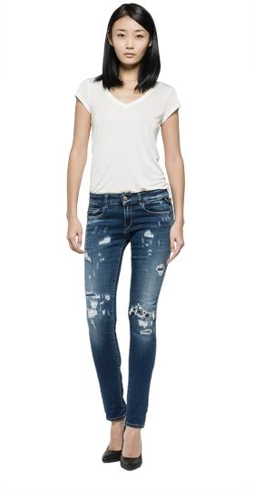 Rose skinny-fit jeans wx613e.000.71b825r