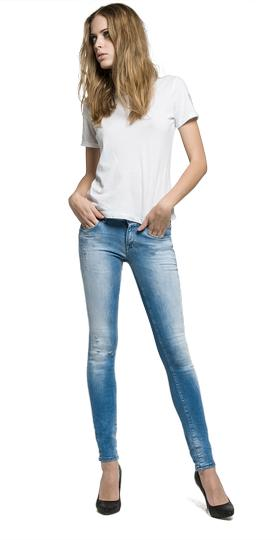 Rose skinny fit jeans wx613 .000.95a 755