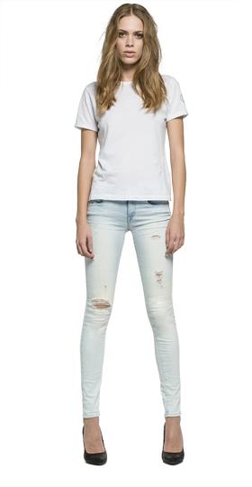 Rose skinny fit jeans wx613 .000.95a 769