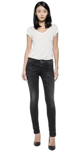 Luz skinny-fit jeans wx689e.000.95b 816