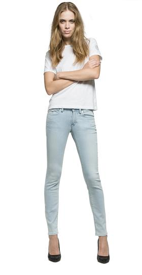 Luz 99 skinny fit jeans wx689 .000.41a 709