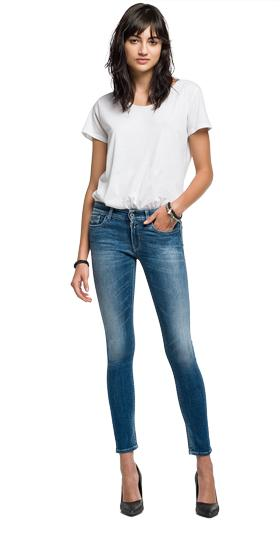 Luz skinny-fit jeans wx689 .000.69c 171