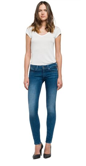 Luz skinny-fit jeans wx689 .000.93a 168