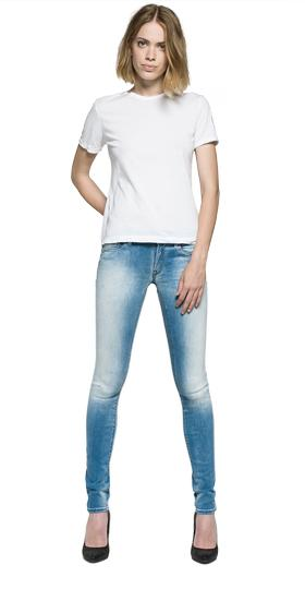 Luz skinny-fit jeans wx689 .000.95a 755