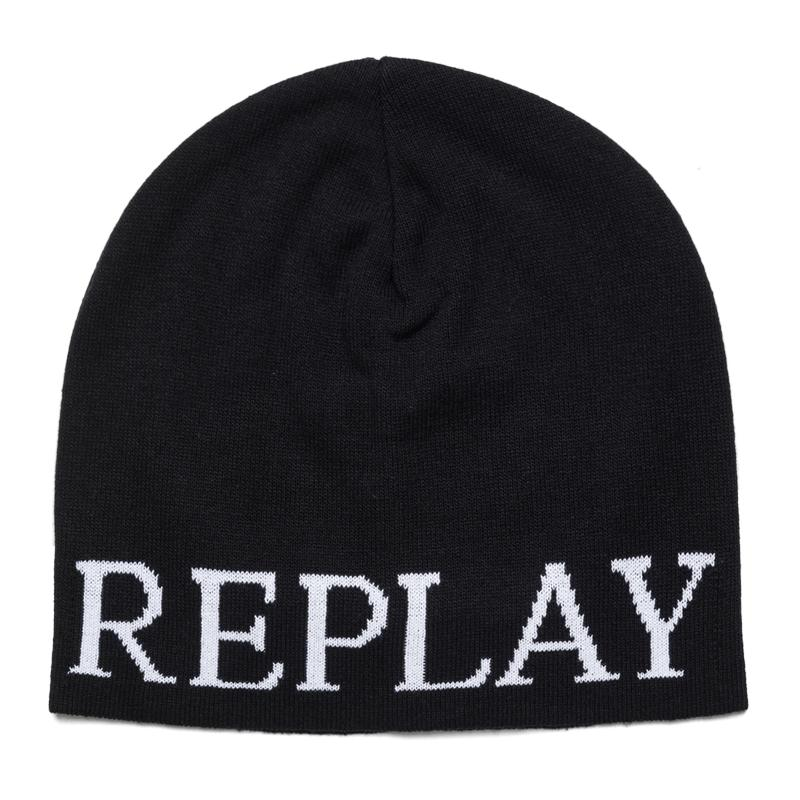 Replay Jeans - Cap with REPLAY writing - 1