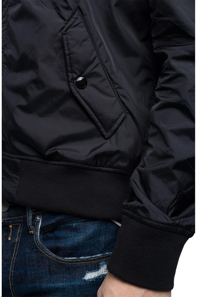 Replay Jeans - Technical bomber jacket with zipper - 7