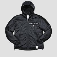 Padded jacket with hood sportlab M8036 .000.S83450