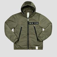 Jacket with eco-padding sportlab M8037 .000.S83454