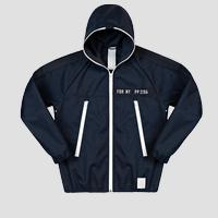 SPORTLAB jacket with hood and zipper M8121 .000.S83940