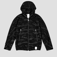 REPLAY SPORTLAB camouflage jacket with hood M8161 .000.S84132