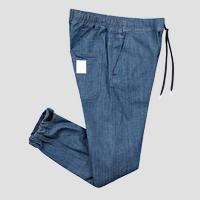 REPLAY SPORTLAB denim jogger pants with drawstring M9765E.000.S479 07