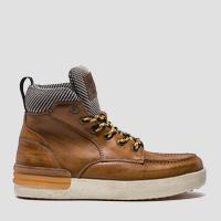 Men's LOUISBURG lace up leather ankle boots