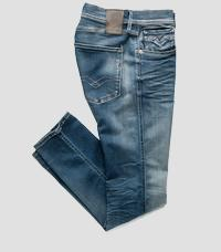 Anbass Hyperflex slim fit jeans