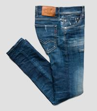 Skinny fit Jondrill jeans aged 10 years