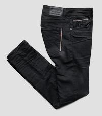 Straight fit Grover Selvedge Stretch jeans