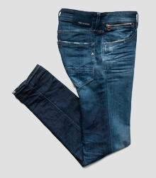 Slim fit Anbass Ice Blast jeans