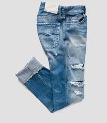 Kellygray straight-fit jeans