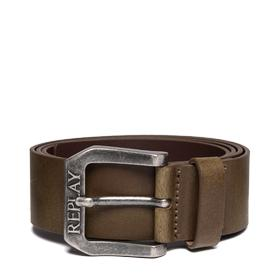 Men's smooth leather belt am2417.000.a3001