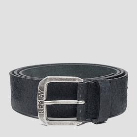 Sioux leather belt