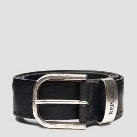 REPLAY belt in vintage leather