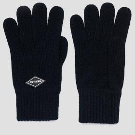 REPLAY knit gloves